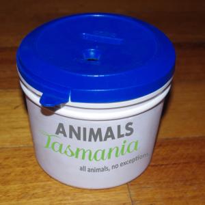 Animals Tasmania Tin Shake