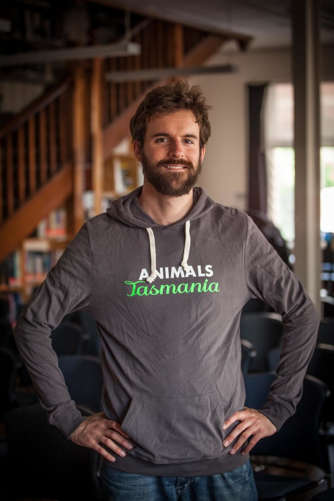 Animals Tasmania Hoodie