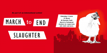 March to End Slaughter